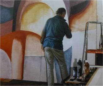 dijker aan schilder